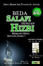 beda salafi dengan hizbi