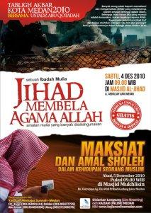 Jihad Membela Agama Alloh