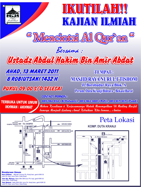 MP3 Video Turorial Ceramah Kajian Islam | SALAFIYUNPAD.wordpress.com