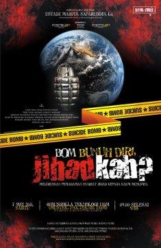 Bom Bunuh Diri, Jihadkah?