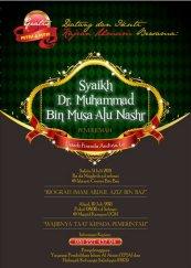 Rekaman 3 Kajian Bersama Syaikh Musa Alu Nashr dan Syaikh Ali Hasan Al-Halabi (Salatiga dan Yogyakarta, 9-10 Juli 2011)