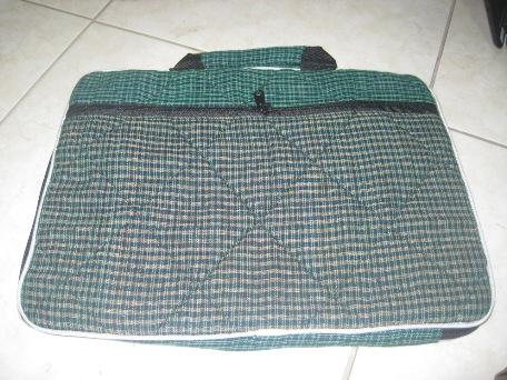 """Tas Laptop Lurik Kantong 14"""" (TLL14-01) Rp 34.000"""