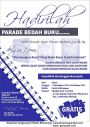 Bedah Buku: MEMBONGKAR AUROT TRILOGI BUKU KARYA SYAIKH IDAHRAM (Malang, 30 Oktober2011)