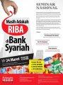 """SEMINAR NASIONAL """"MASIH ADAKAH RIBA DI BANK SYARIAH?"""" (Yogyakarta, 24 Maret2012)"""